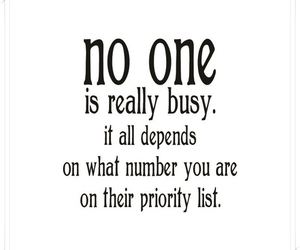 busy and quote image