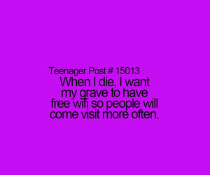 free, funny, and grave image