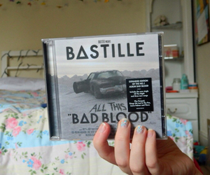 music, bastille, and weheartit image