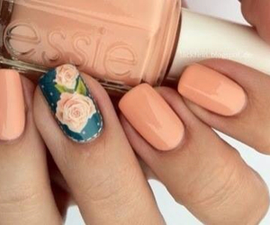 manicure, essie, and nail polish image