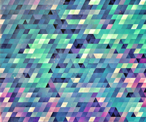 background, colorful, and triangle image