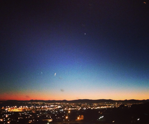 beautiful, cape town, and dawn image