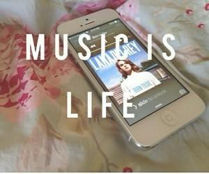 music is life, lana del rey wallpaper, and lana del rey image