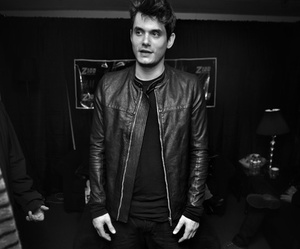 black and white, john mayer, and Man Crush image