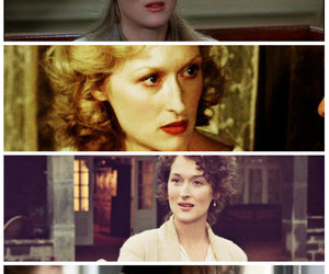 meryl streep, out of africa, and sophie's choice image