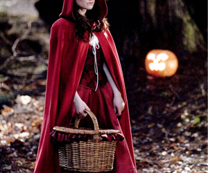 anna paquin, little red riding hood, and horror image