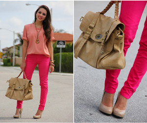 bag, classy, and clothes image