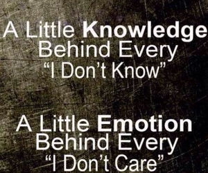 emotion, truth, and knowledge image