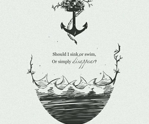 quote, bring me the horizon, and sink image
