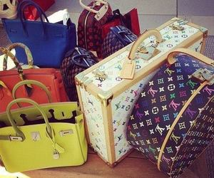 bag, Louis Vuitton, and hermes image