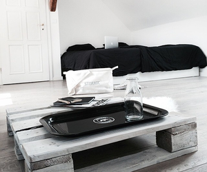 bedroom, cozy, and design image