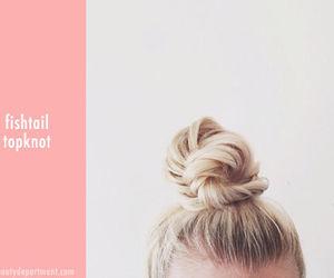 hair style, braid, and hair image