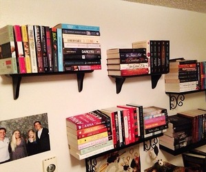 book, books, and bookshelve image
