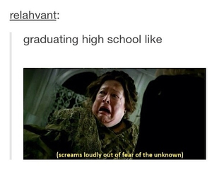 funny, highschool, and life image
