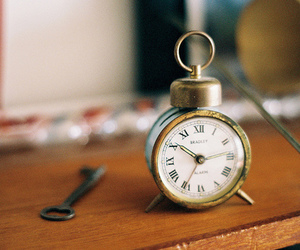 vintage and clock image