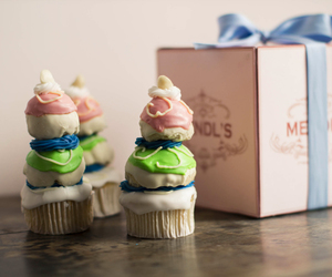 food, the grand budapest hotel, and mendl's image