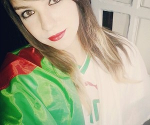 algerie, world cup 2014, and algerian girl image