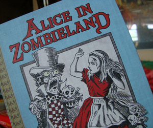 alice, book, and zombieland image