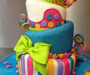 cake, candy, and colorful image