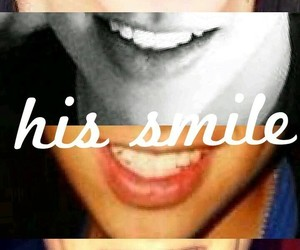 smile and his smile image