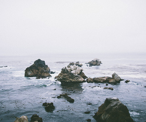 ocean, indie, and nature image