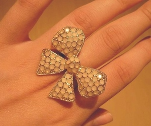 ring, cute, and fashion image