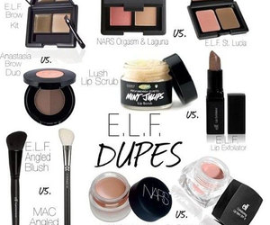 dupe, elf, and nars image