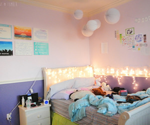 tumblr, room, and love image