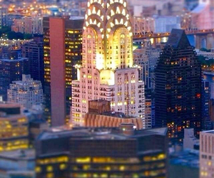 afternoon, building, and lights image