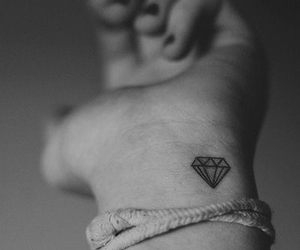 small, tattoo, and cute image