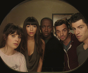 new girl, zooey deschanel, and cece image