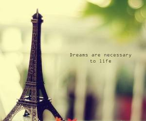 Dream, paris, and life image