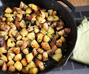 food, potatoes, and recipe image