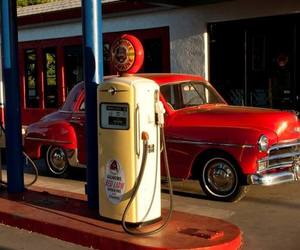 vintage car image