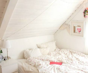 bedroom, pretty, and girly image