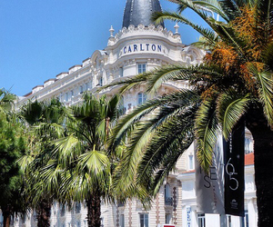 cannes, famous, and hotel image