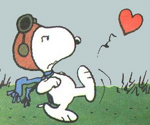 snoopy, peanuts, and charlie brown image