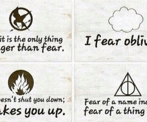 divergent, harry potter, and tfios image