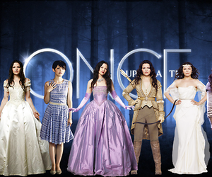 dress, once upon a time, and series image
