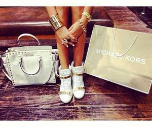 fashion, bag, and Michael Kors image
