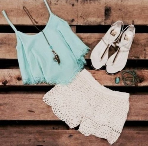 ab501225dea8 cute outfit discovered by britney   on We Heart It