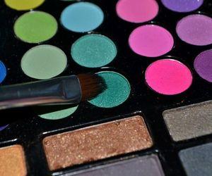 blush, lipstick, and mac image