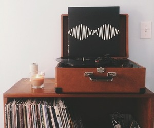 artic, monkeys, and record player image
