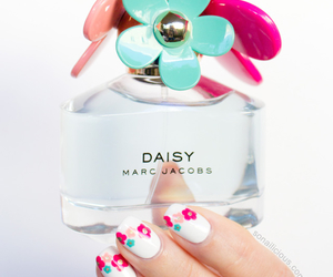 marc jacobs, perfume, and nails image