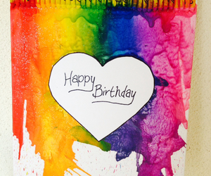 amazing, birthday, and colors image