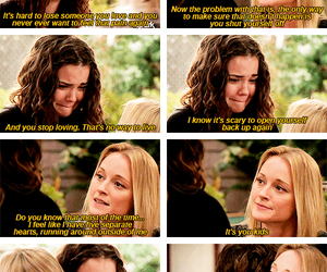 quote and the fosters image