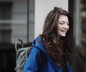 lorde, beautiful, and hair image