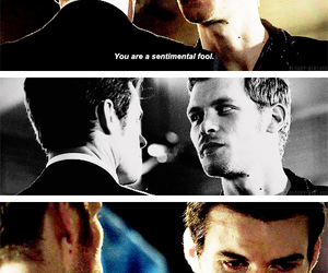 quotes, The Originals, and elijah mikaelson image