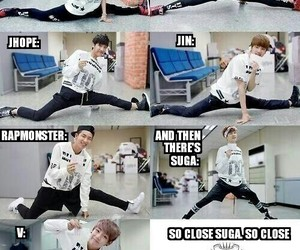 funny, bts, and kpop image