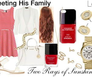 fashion, red, and preferences image